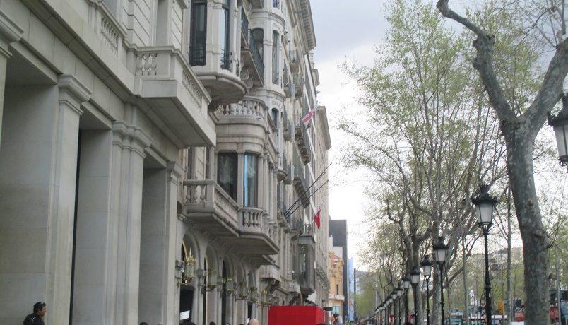 trasferirsi a Barcellona