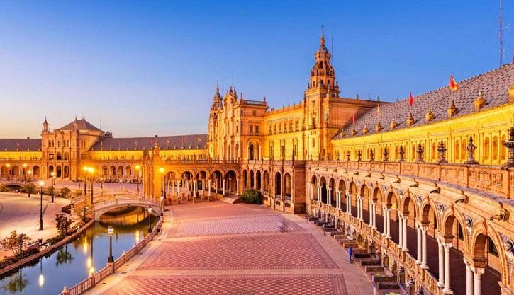 Spagna vivienda