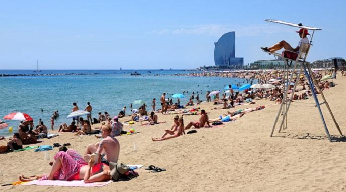 Barcellona Spiaggia