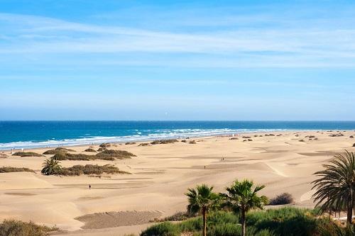 Comprare casa alle Canarie Spiaggia