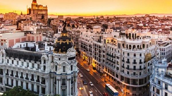 Trasferirsi in centro a Madrid